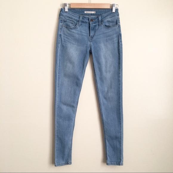 Levi's Denim - Levi's 535 Super Skinny Denim Jeans with Stretch
